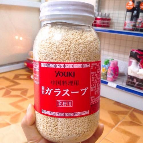 Hạt nêm Youki Nhật bản 500g-Hạt nêm Youki Nhật bản 500g 2