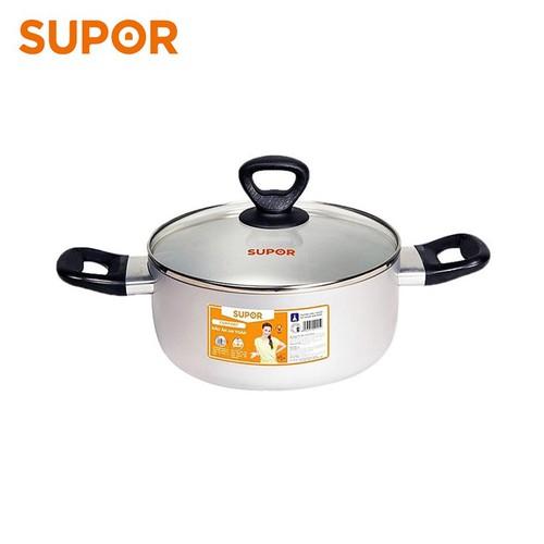 Nồi canh oxy hóa mềm Supor S30A20 - 20cm - 6085176 , 12607961 , 15_12607961 , 261000 , Noi-canh-oxy-hoa-mem-Supor-S30A20-20cm-15_12607961 , sendo.vn , Nồi canh oxy hóa mềm Supor S30A20 - 20cm