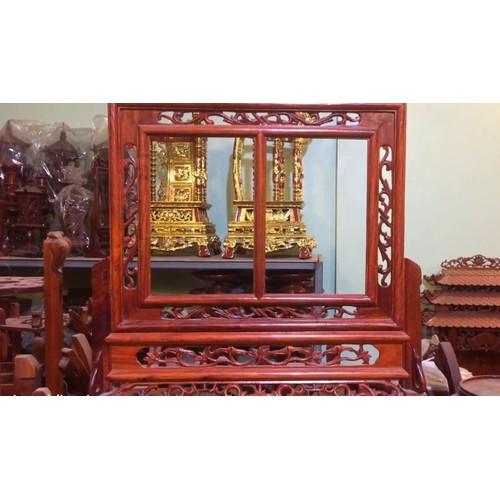 khung ảnh thờ đôi gỗ hương - 6079790 , 12602678 , 15_12602678 , 900000 , khung-anh-tho-doi-go-huong-15_12602678 , sendo.vn , khung ảnh thờ đôi gỗ hương