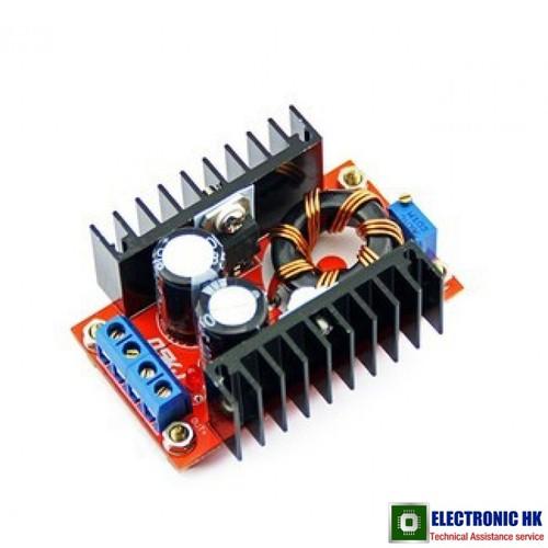 Mạch Boost Tăng áp DC 12-35V 150W đầu ra điều chỉnh - 6074660 , 12596056 , 15_12596056 , 100000 , Mach-Boost-Tang-ap-DC-12-35V-150W-dau-ra-dieu-chinh-15_12596056 , sendo.vn , Mạch Boost Tăng áp DC 12-35V 150W đầu ra điều chỉnh