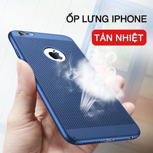 Ốp lưng tản nhiệt có lỗ khí Iphone 7Plus