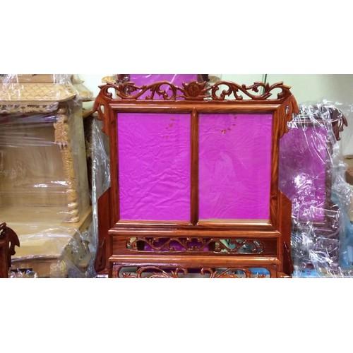 khung ảnh thờ đôi gỗ hương triện - 6079815 , 12602741 , 15_12602741 , 799000 , khung-anh-tho-doi-go-huong-trien-15_12602741 , sendo.vn , khung ảnh thờ đôi gỗ hương triện