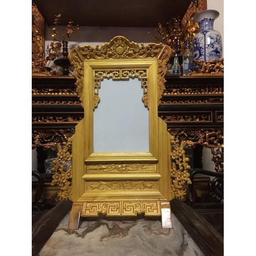 khung ảnh thờ gỗ mít - 6075005 , 12596493 , 15_12596493 , 890000 , khung-anh-tho-go-mit-15_12596493 , sendo.vn , khung ảnh thờ gỗ mít