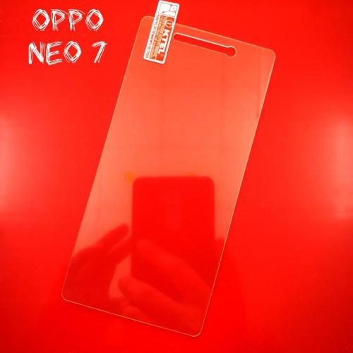 Miếng Dán Cường Lực Oppo Neo 7 Trong Suốt Giá Rẻ