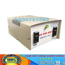 Bộ đổi điện220V sang 100V - 110V