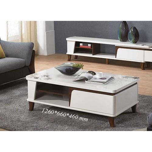 Bàn sofa mặt kính cường lực HFC-BSF1232-12 cao cấp