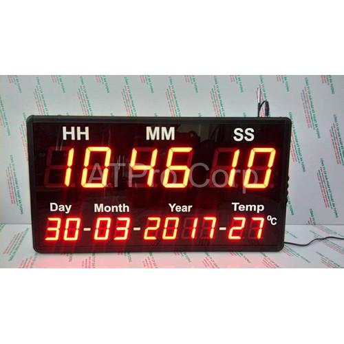 Đồng hồ điện tử treo tường 16 số lớn - 6219534 , 12781519 , 15_12781519 , 3600000 , Dong-ho-dien-tu-treo-tuong-16-so-lon-15_12781519 , sendo.vn , Đồng hồ điện tử treo tường 16 số lớn