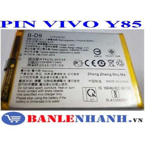 PIN VIVO Y85 - 6229707 , 12794417 , 15_12794417 , 410000 , PIN-VIVO-Y85-15_12794417 , sendo.vn , PIN VIVO Y85