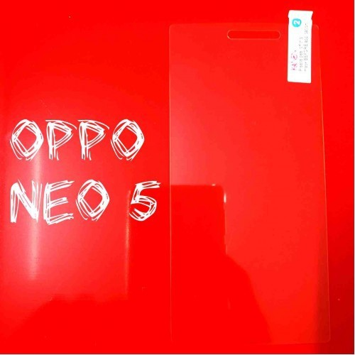 Miếng Dán Cường Lực Oppo Neo 5 Trong Suốt Giá Rẻ