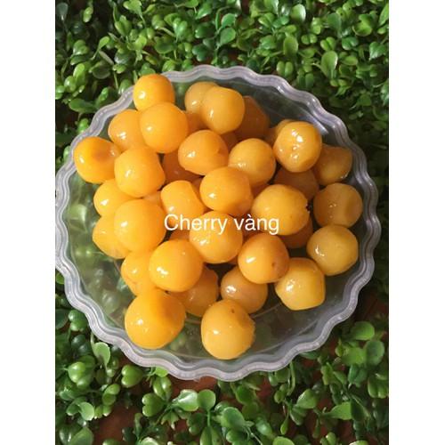 Mứt Cherry Vàng 1kg