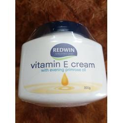 Kem dưỡng da vitamin E xách tay ÚC  Redwin Cream with Vitamin E 300g