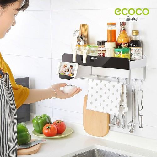 Kệ để đồ nhà bếp ecoco 1712 cao cấp