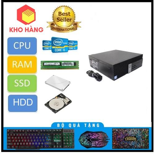 Dell 3040 SFF I5 6500,Ram 12GB,SSD 240GB,HDD 3TB