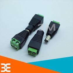 [Tp.HCM] Bộ 4 chiếc Jack nối nguồn 5.5x2.1mm - 2 cái - 2 đực