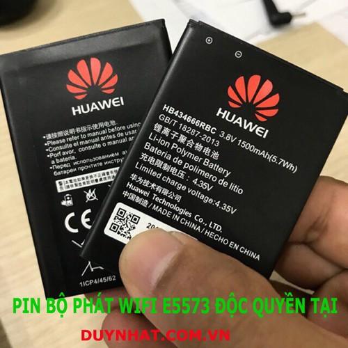 PIN THIẾT BỊ PHÁT WIFI HUAWEI E5573