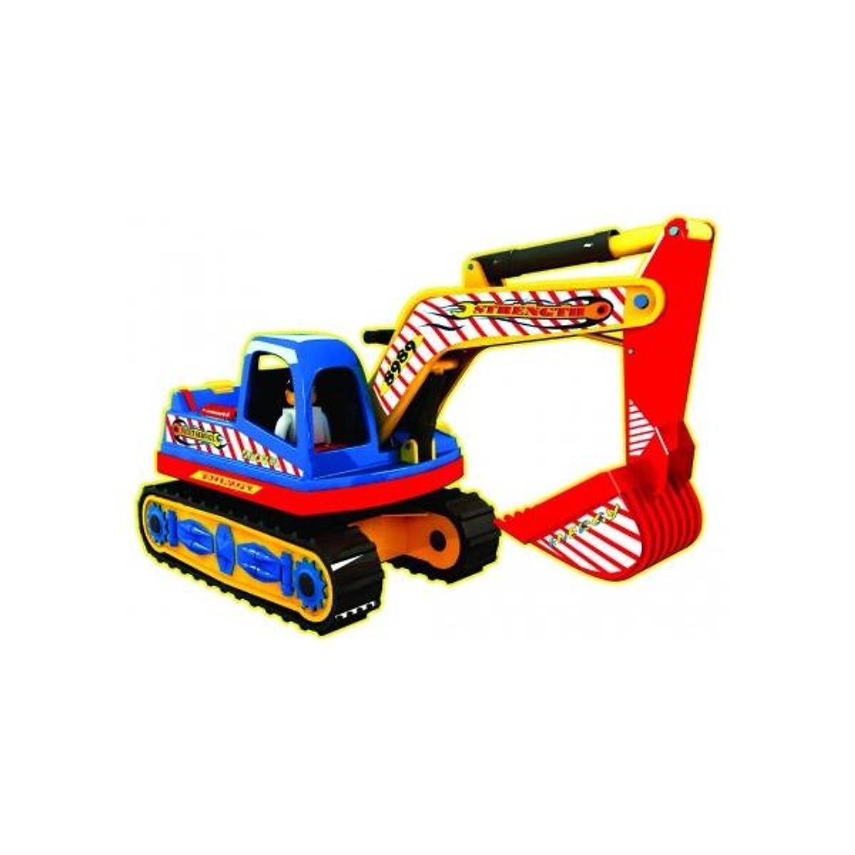 Bộ đồ chơi xếp hình máy Xúc281 Nhựa Chợ Lớn 12941026 - giảm 15 ...