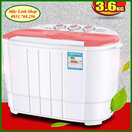 Máy giặt mini 4kg 2 lồng kèm sấy khô - 6240304 , 12808510 , 15_12808510 , 2380000 , May-giat-mini-4kg-2-long-kem-say-kho-15_12808510 , sendo.vn , Máy giặt mini 4kg 2 lồng kèm sấy khô