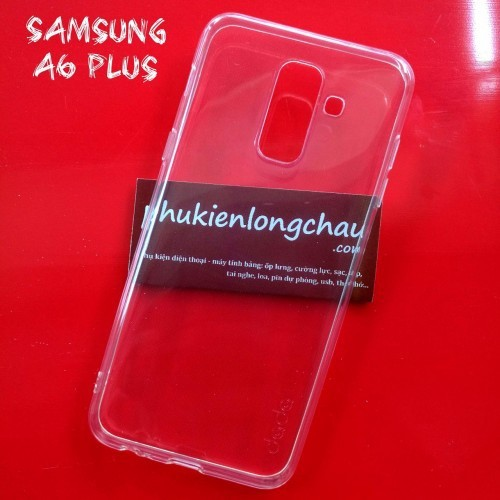 Ốp Lưng Samsung A6 Plus Dẻo Trong Suốt Loại Tốt - 6239360 , 12806911 , 15_12806911 , 34000 , Op-Lung-Samsung-A6-Plus-Deo-Trong-Suot-Loai-Tot-15_12806911 , sendo.vn , Ốp Lưng Samsung A6 Plus Dẻo Trong Suốt Loại Tốt