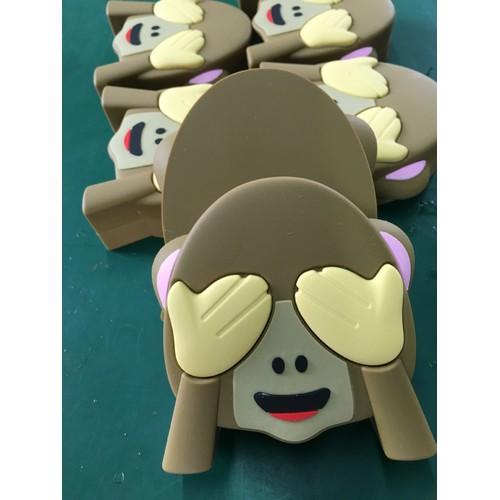 Sạc dự phòng kute hình khỉ bịt mắt - 6519237 , 13166915 , 15_13166915 , 126000 , Sac-du-phong-kute-hinh-khi-bit-mat-15_13166915 , sendo.vn , Sạc dự phòng kute hình khỉ bịt mắt