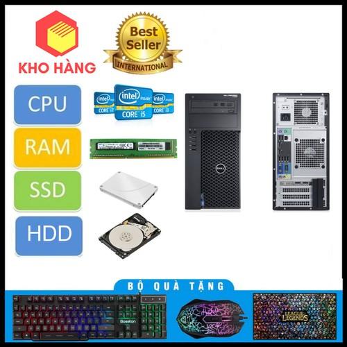 PC  Dell  T1700 MT-i5 4570-R 8GB-HDD500GB-GTX 1050TI 4GB