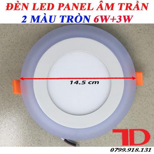 Đèn LED Panel âm trần tròn 2 màu tròn 6W, 3W Đỏ - 6251069 , 12822474 , 15_12822474 , 200000 , Den-LED-Panel-am-tran-tron-2-mau-tron-6W-3W-Do-15_12822474 , sendo.vn , Đèn LED Panel âm trần tròn 2 màu tròn 6W, 3W Đỏ