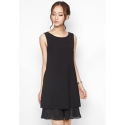 De Leah - Đầm Suông Can Dập Li - Thời trang thiết kế
