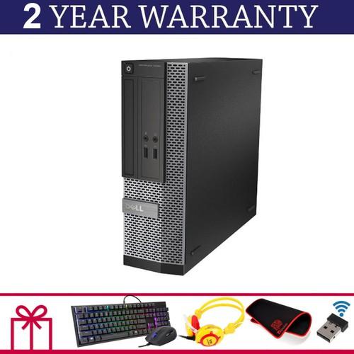 PC  Optiplex 3020 SFF, i7 4770, R 12GB, SSD120GB, GTX 1050ti 4GB