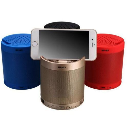 Loa Bluetooth Kiêm Giá Đỡ Điện Thoại HF-Q3