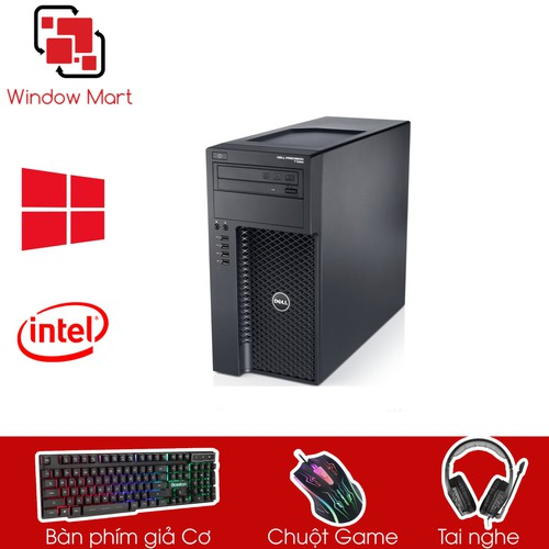 Dell  T1650, Xeon E3, 1240, R 16GB, SSD240GB, HDD4TB, Quadro 2000