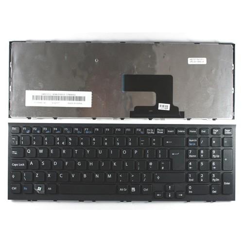 Bàn phím laptop Sony VPC-EH đen