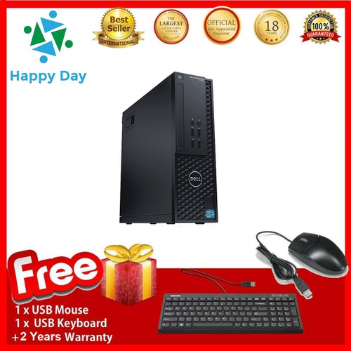 T1700 SFF , Xeon E3.1240 V3 , R32GB , SSD480GB , Quadro K600