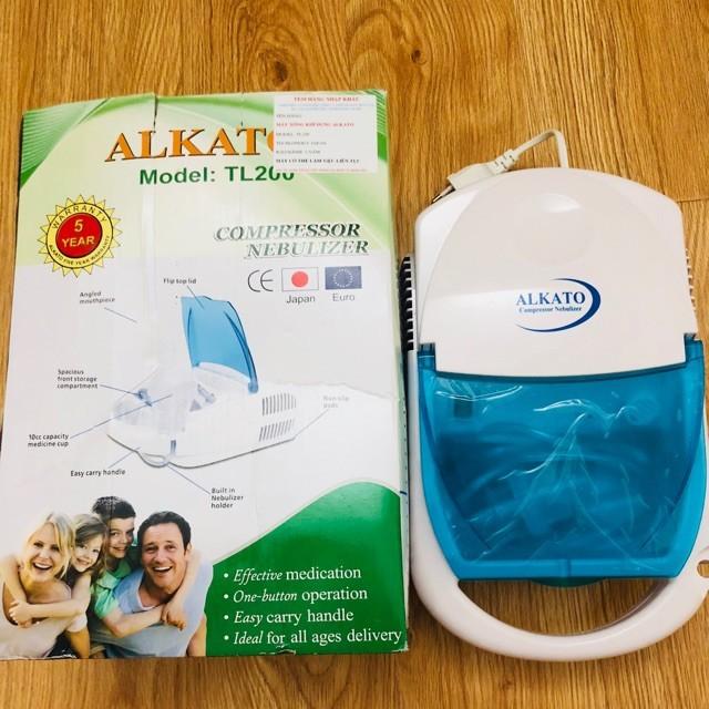 Máy xông khí dung mũi họng Alkato - alkato 1