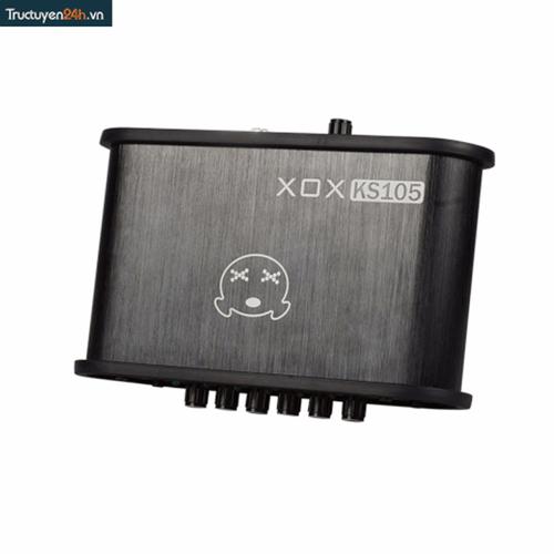 Sound card thu âm XOX KS105