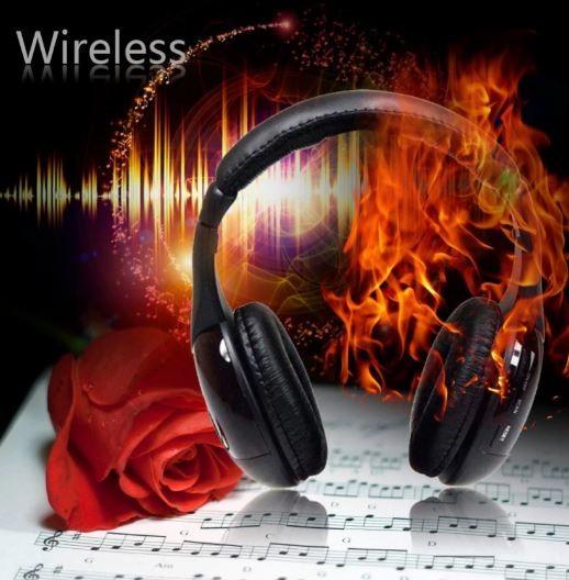 Tai nghe Radio cho MH2001