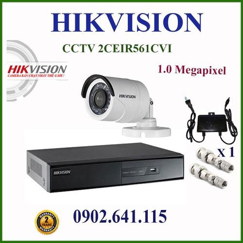 Bộ 1 cái HIKVISION 1MP DS-2CE16C0T-IRP