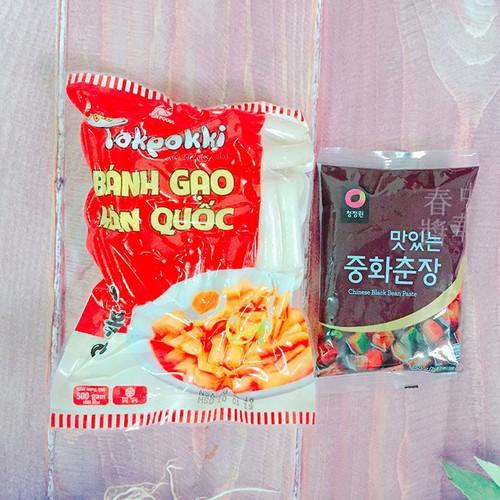 Combo 500g Bánh gạo Green Foods+ 250g Sốt tương đen Hàn Quốc - 4526585 , 12841086 , 15_12841086 , 100000 , Combo-500g-Banh-gao-Green-Foods-250g-Sot-tuong-den-Han-Quoc-15_12841086 , sendo.vn , Combo 500g Bánh gạo Green Foods+ 250g Sốt tương đen Hàn Quốc