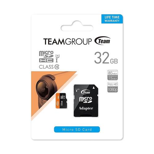 Thẻ nhớ micro SDHC Team 32GB 500x UHS-I upto 80MB.s Adapter Đen cam - Hãng phân phối chính thức - 6258281 , 12833788 , 15_12833788 , 149000 , The-nho-micro-SDHC-Team-32GB-500x-UHS-I-upto-80MB.s-Adapter-Den-cam-Hang-phan-phoi-chinh-thuc-15_12833788 , sendo.vn , Thẻ nhớ micro SDHC Team 32GB 500x UHS-I upto 80MB.s Adapter Đen cam - Hãng phân phối ch
