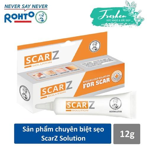 ScarZ SOLUTION - Giải pháp chuyên biệt sẹo 12g