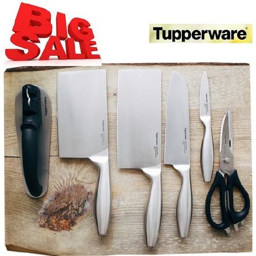Bộ dao Tupperware Pro Asian Knifes Tupperware - 6267084 , 12846245 , 15_12846245 , 5700000 , Bo-dao-Tupperware-Pro-Asian-Knifes-Tupperware-15_12846245 , sendo.vn , Bộ dao Tupperware Pro Asian Knifes Tupperware