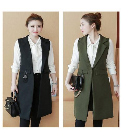 áo vest nữ công sở đẹp - 6257776 , 12833015 , 15_12833015 , 299000 , ao-vest-nu-cong-so-dep-15_12833015 , sendo.vn , áo vest nữ công sở đẹp