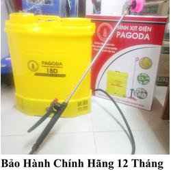 Bình xịt điện, bình phun thuốc, tưới cây Pagoda 18