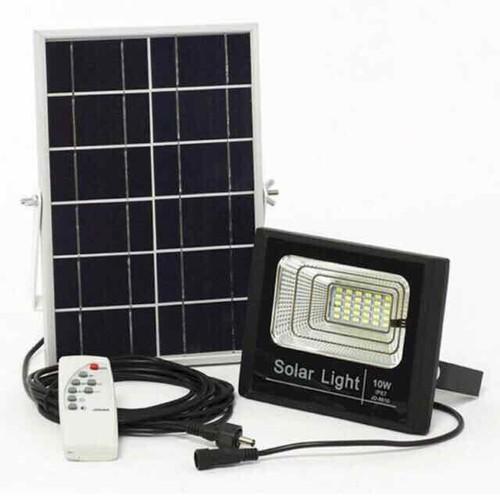Đèn LED năng lượng mặt trời JINDIAN 25w JD-8825