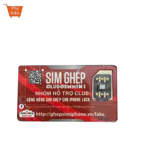 Sim ghép club GSM mini chính hãng