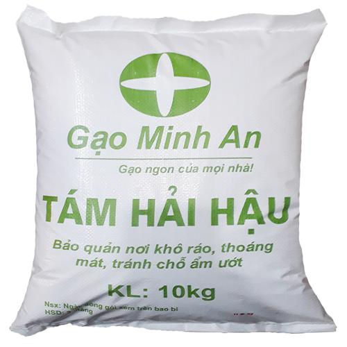 Gạo tám hải hậu Minh An túi 10kg - 6268522 , 12848386 , 15_12848386 , 170000 , Gao-tam-hai-hau-Minh-An-tui-10kg-15_12848386 , sendo.vn , Gạo tám hải hậu Minh An túi 10kg