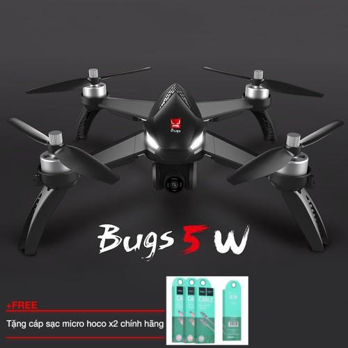 Flycam MJX BUGS 5W - động cơ không chổi than Camera 8MP