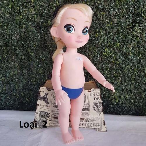 Thanh Lý Tồn Kho Búp Bê Disney Animator 39 Cm Chính Hãng - Elsa Loại 2