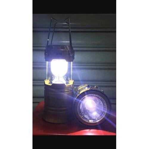 Đèn rút tích điện 2in1 - nhỏ