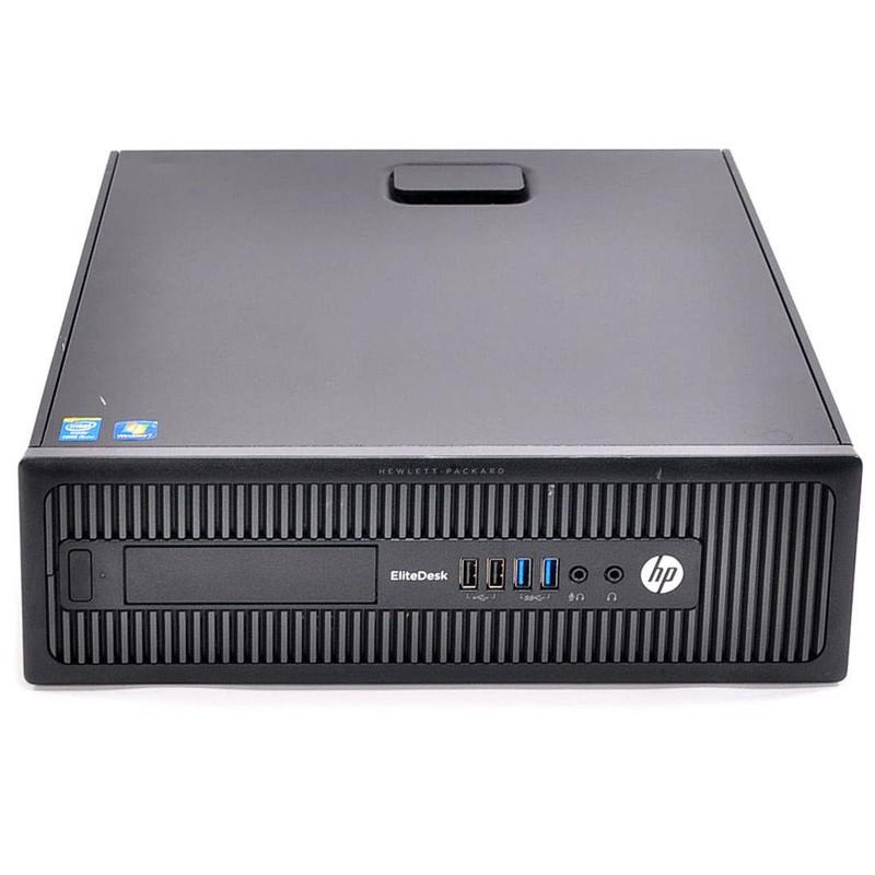 HP Elite Desk 800 G1 Ultra Slim PC I7 4770s, Ram 16GB, HDD