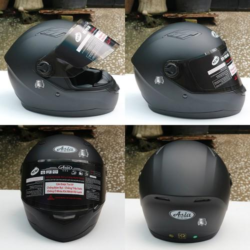 mũ bảo hiểm fullface asia MT-136 đen nhám - 4457702 , 12835264 , 15_12835264 , 480000 , mu-bao-hiem-fullface-asia-MT-136-den-nham-15_12835264 , sendo.vn , mũ bảo hiểm fullface asia MT-136 đen nhám
