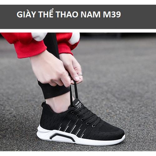 GIÀY THỂ THAO NAM M39